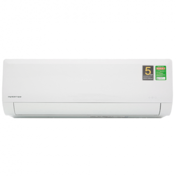 Máy lạnh Aqua Inverter 1 HP AQA-KCRV9WNZ