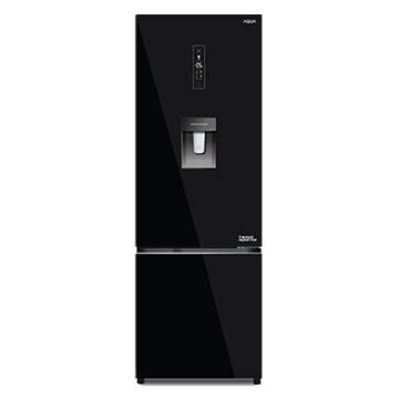 Tủ lạnh Aqua Inverter 320 lít AQR-B379MA(WGB)