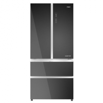 Tủ lạnh Aqua Inverter 592 lít AQR-IG656AM (GB)
