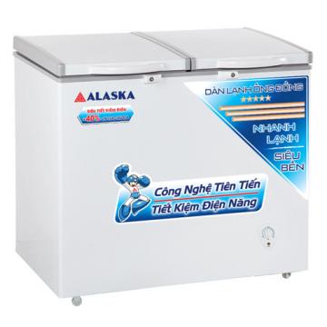 Tủ đông Alaska 205 lít BCD-3068C