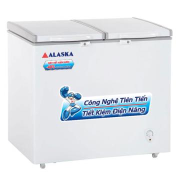 Tủ đông mát Alaska 450 Lít BCD-4568N