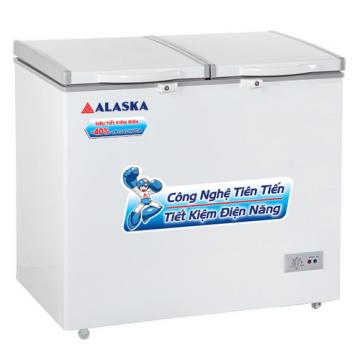 Tủ đông mát Alaska 550 Lít BCD-5568N