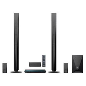 Dàn âm thanh Sony 5.1 1000W BDV-E4100