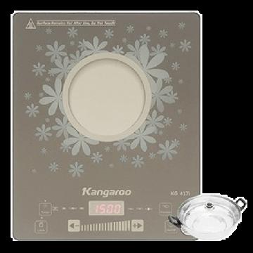 Bếp điện từ đơn siêu mỏng Kangaroo KG417I