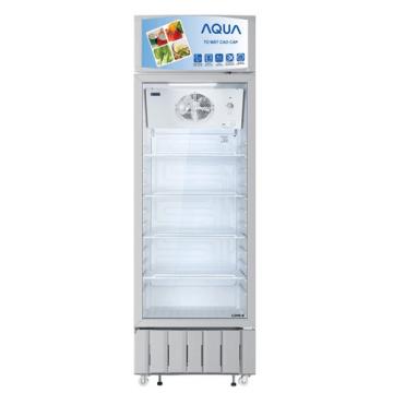 Tủ mát Aqua 340 lít kháng khuẩn LOW-E AQS-F418S