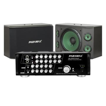Bộ dàn karaoke Paramax SA-888 Piano + K-1000