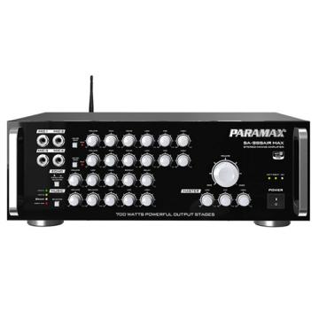 Amply karaoke Paramax SA-999 Air Max