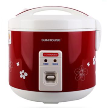 Nồi cơm nắp gài Sunhouse 1.8 lít SHD8601