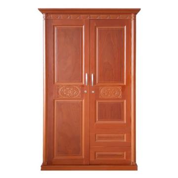 Tủ áo gỗ ghép xoan 1m2