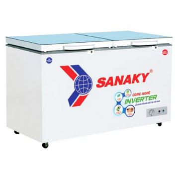 Tủ đông Inverter Sanaky 280 lít VH-2899W4KD