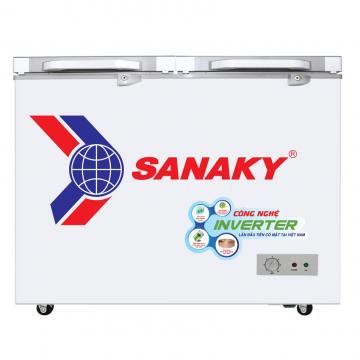 Tủ đông Sanaky Inverter 400 lít VH-4099A4K